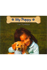 Literacy by Design  Leveled Reader 6-pack Grade 1, Level B My Puppy-9781418934910