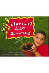 Literacy by Design  Leveled Reader 6-pack Grade 1, Level D Planting And Growing-9781418934972