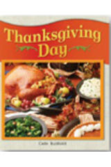 Literacy by Design  Leveled Reader 6-pack Grade 1, Level G Thanksgiving Day-9781418935108