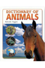 Literacy by Design  Leveled Reader 6-pack Grade 1, Level H Dictionary of Animals-9781418935146