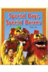 Literacy by Design  Leveled Reader 6-pack, Level I Grade 1 Special Days, Special Dances-9781418935160