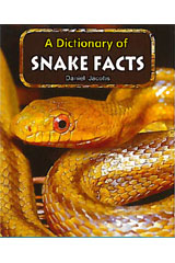 Literacy by Design  Leveled Reader 6-pack Grade 1, Level I Dictionary of Snake Facts, The-9781418935191