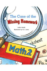 Literacy by Design  Leveled Reader 6-pack Grade 2, Level G Case of the Missing Homework, The-9781418935856