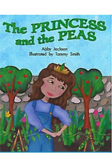 Literacy by Design  Leveled Reader 6-pack Grade 2, Level I Princess and the Peas, The-9781418935931