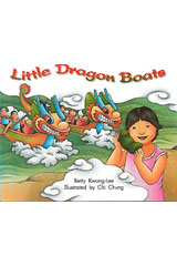 Literacy by Design  Leveled Reader 6-pack Grade 2, Level I Little Dragon Boats-9781418935955