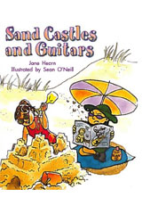 Literacy by Design  Leveled Reader 6-pack Grade 2, Level J Sand Castles and Guitars-9781418935979