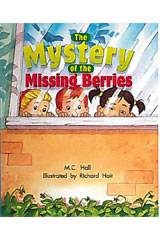 Literacy by Design  Leveled Reader 6-pack Grade 2, Level J Mystery of the Missing Berries-9781418935993