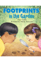 Literacy by Design  Leveled Reader 6-pack Grade 2, Level K Footprints in the Garden-9781418936037
