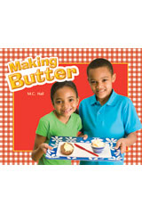 Literacy by Design  Leveled Reader 6-pack Grade 2, Level G Making Butter-9781418936181