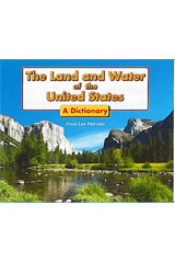 Literacy by Design  Leveled Reader 6-pack Grade 2, Level G Land and Water of the United States: A Dictionary-9781418936198