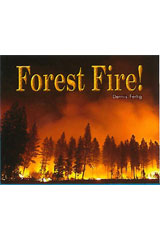 Literacy by Design  Leveled Reader 6-pack Grade 2, Level I Forest Fire!-9781418936242