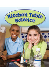 Literacy by Design  Leveled Reader 6-pack Grade 2, Level J Kitchen Table Science-9781418936310