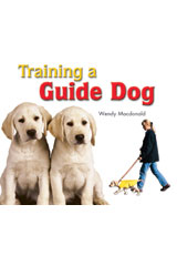 Literacy by Design  Leveled Reader 6-pack Grade 2, Level N Training a Guide Dog-9781418936457