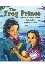 Literacy by Design  Leveled Reader 6-pack Grade 3, Level K Frog Prince, The-9781418937171