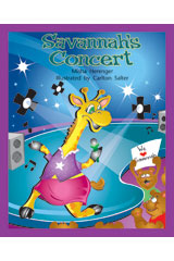 Literacy by Design  Leveled Reader 6-pack Grade 3, Level L Savannah's Concert-9781418937195