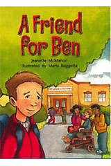 Literacy by Design  Leveled Reader 6-pack Grade 3, Level L Friend for Ben, A-9781418937201