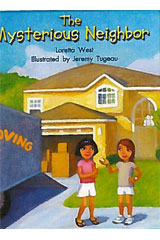 Literacy by Design  Leveled Reader 6-pack Grade 3, Level M Mysterious Neighbor, The-9781418937218