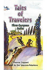 Literacy by Design  Leveled Reader 6-pack Grade 3, Level P Tales of Travelers: Three European Fables-9781418937324