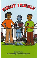 Literacy by Design  Leveled Reader 6-pack Grade 3, Level Q Robot Trouble-9781418937331