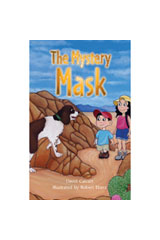 Literacy by Design  Leveled Reader 6-pack Grade 3, Level Q Mystery Mask, The-9781418937355