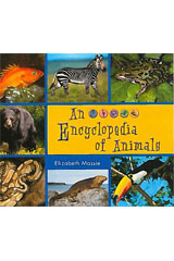 Literacy by Design  Leveled Reader 6-pack Grade 3, Level M Encyclopedia of Animals, An-9781418937515