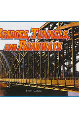 Literacy by Design  Leveled Reader 6-pack Grade 3, Level M Bridges, Tunnels, and Roadways-9781418937553