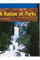 Literacy by Design  Leveled Reader 6-pack Grade 3, Level N Nation of Parks, A-9781418937591