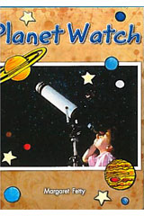 Literacy by Design  Leveled Reader 6-pack Grade 3, Level P Planet Watch-9781418937683