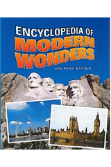 Literacy by Design  Leveled Reader 6-pack Grade 3, Level Q Encyclopedia of Modern Wonders-9781418937713