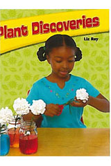 Literacy by Design  Leveled Reader 6-pack Grade 3, Level Q Plant Discoveries-9781418937751