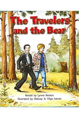 Literacy by Design  Leveled Reader 6-pack Grade 4, Level M Travelers and the Bear, The-9781418938413