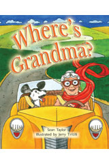 Literacy by Design  Leveled Reader 6-pack Grade 4, Level N Where's Grandma?-9781418938437