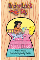 Literacy by Design  Leveled Reader 6-pack Grade 4, Level R Under Lock and Key-9781418938550