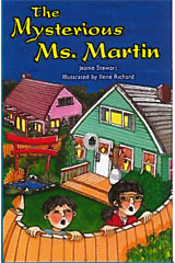 Literacy by Design  Leveled Reader 6-pack Grade 4, Level R Mysterious Ms. Martin, The-9781418938567