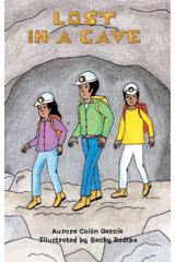 Literacy by Design  Leveled Reader 6-pack Grade 4, Level T Lost In A Cave-9781418938611