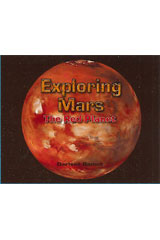 Literacy by Design  Leveled Reader 6-pack Grade 4, Level N Exploring Mars The Red Planet-9781418938703