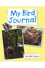 Literacy by Design  Leveled Reader 6-pack Grade 4, Level O My Bird Journal-9781418938765