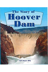 Literacy by Design  Leveled Reader 6-pack Grade 4, Level O The Story of Hoover Dam-9781418938772