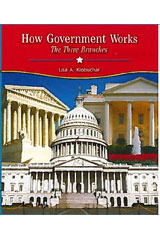 Literacy by Design  Leveled Reader 6-pack Grade 4, Level O How The Government Works: The Three Branches-9781418938789