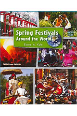 Literacy by Design  Leveled Reader 6-pack Grade 4, Level P Spring Festivals Around the World-9781418938833