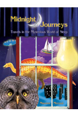 Literacy by Design  Leveled Reader 6-pack Grade 4, Level Q Midnight Journeys: Travels in the Mysterious World of Sleep-9781418938857