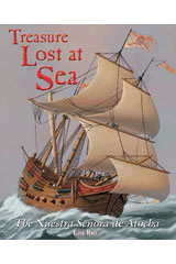 Literacy by Design  Leveled Reader 6-pack Grade 4, Level R Treasure Lost At Sea-9781418938901