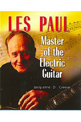 Literacy by Design  Leveled Reader 6-pack Grade 4, Level R Les Paul: Master of the Electric Guitar-9781418938918