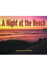 Literacy by Design  Leveled Reader 6-pack Grade 4, Level S Night At The Beach, A-9781418938956