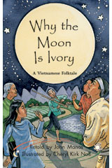 Literacy by Design  Leveled Reader 6-pack Grade 5, Level P Why The Moon Is Ivory-9781418939687