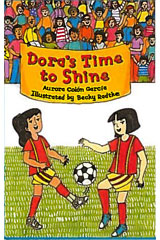 Literacy by Design  Leveled Reader 6-pack Grade 5, Level Q Dora's Time To Shine-9781418939717