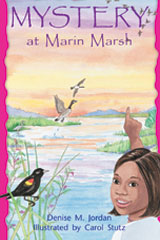 Literacy by Design  Leveled Reader 6-pack Grade 5, Level U Mystery at Marin Marsh-9781418939830