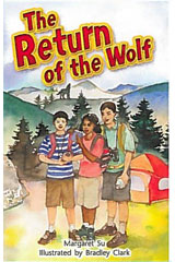 Literacy by Design  Leveled Reader 6-pack Grade 5, Level U Return of the Wolf, The-9781418939854
