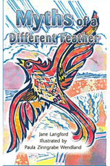 Literacy by Design  Leveled Reader 6-pack Grade 5, Level W Myths of a Different Feather-9781418939892