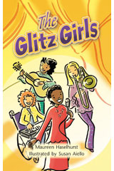 Literacy by Design  Leveled Reader 6-pack Grade 5, Level W Glitz Girls, The-9781418939915